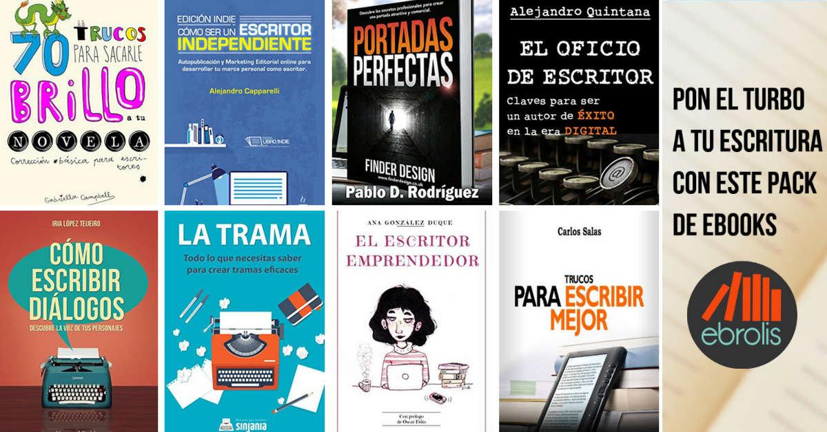 Pack Escritura y Autopublicación Segunda Edición